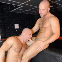 Ty Leboeuf gay muscle video from Alpha Male Fuckers