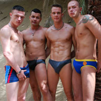Bareback Access gay networks video