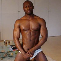 Tyson Ford gay muscle video from Alpha Male Fuckers
