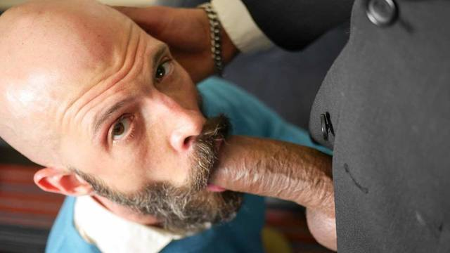 Monster gay cock ass fuck up close we have
