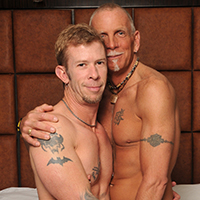 Duo de vieux gai nokpote pervers qui ne pensent qu'au plaisir !