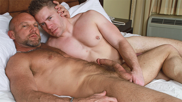 RAW235_Clip1_640x360 Chad Brock Takes Butch Bloom For A Deep Ride