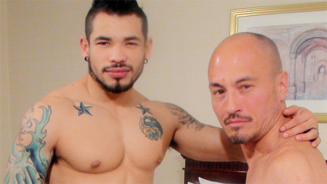 RAW257 Clip1 120seconds 640x360 Daddy/Son Bareback Duo Draven Torres and Jayson Park