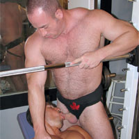 Kurt Reed gay muscle video from Breed Me Raw