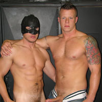 Breed Me Raw gay muscle video