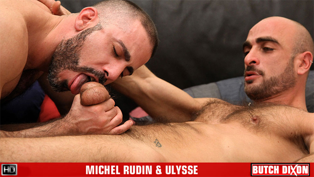 BD michelrudin ulysses preview Merciless Fucker Michel Rudin Pounds Cock Hungry Ulysse Full Of Big Dick