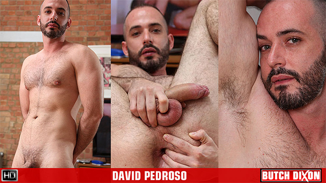 BD davidpedroso solo preview Cumming Back For More