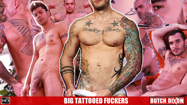 BD Big Tattooed Fuckers Preview Big Tattooed Fuckers