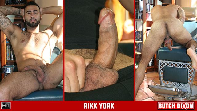 BD rikkyork solo preview Natural Born Seducer Rikk York