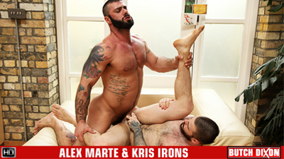Father Figure Fantasy Cums True For Kris Irons With Alex Marte