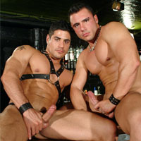 Daniel Marvin, Pedro Andreas gay euro-boys video from World Of Men