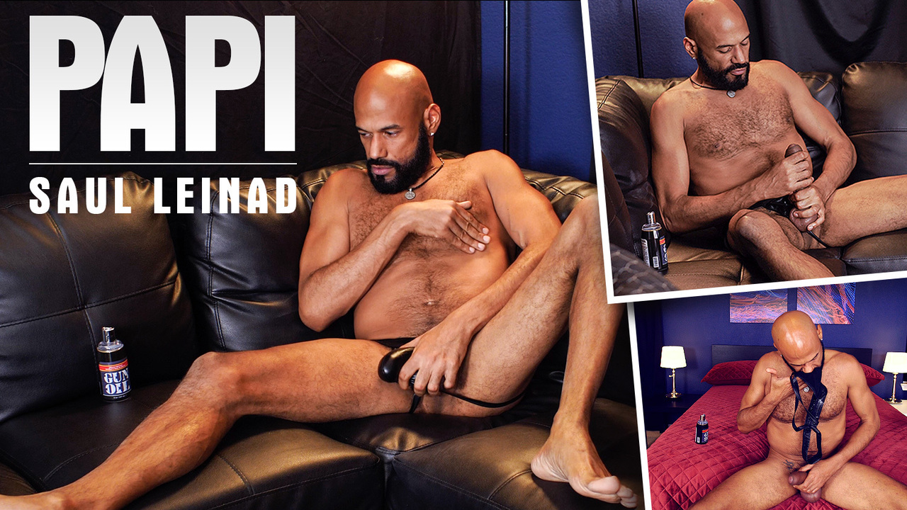 What's better than a well-hung caucasian daddy? A blatino papi with a  monster cock! And right now, there is no one who fits the bill better than  bald, ...