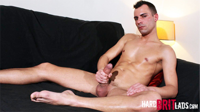Anthony Cruz and His Super Fat Uncut Monster Cock