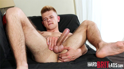 Thick, Uncut Axel Pierce Puts On A Great Show