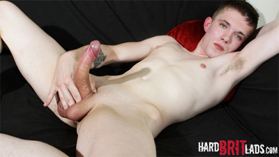 18-Year-Old Jake Dylan Has A Big Fat One For You!
