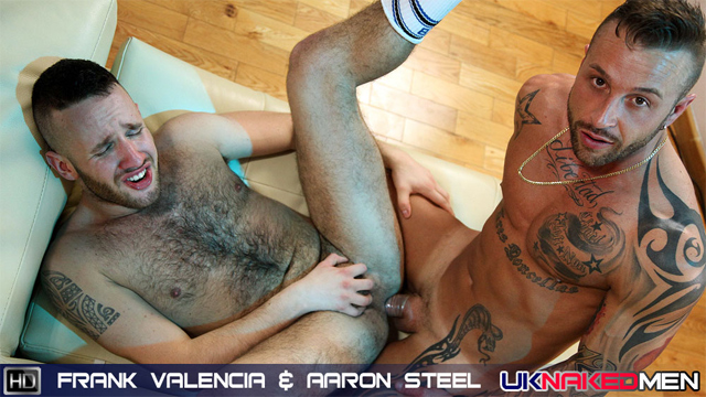 UKNM frankvalencia aaronsteel preview Faster. Deeper. Wait! Don't. Stop.