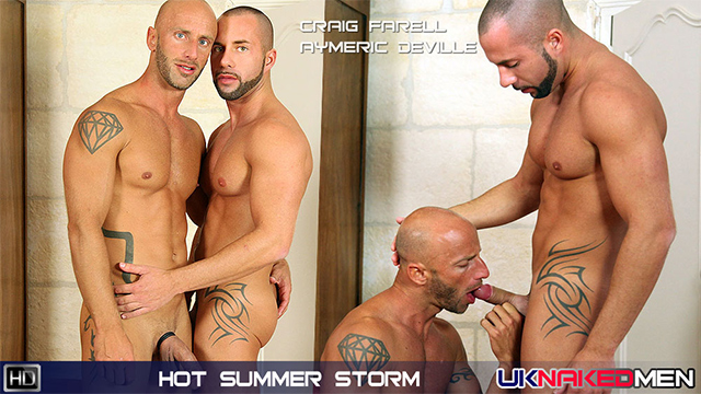 UKNM aymericdeville craigfarell preview Eating Meat And Pounding Hole