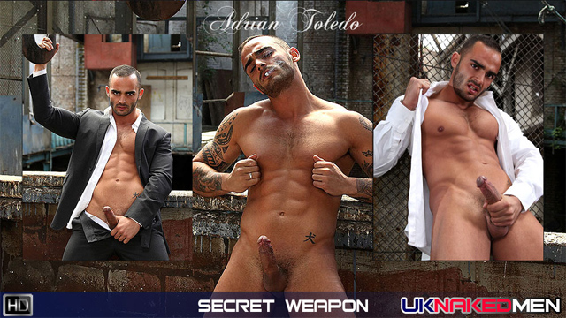 UKNM adrian toledo solo2 preview Weapon Of Mass Seduction Adrian Toledo