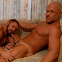 Markus Troy gay muscle video from Alpha Male Fuckers